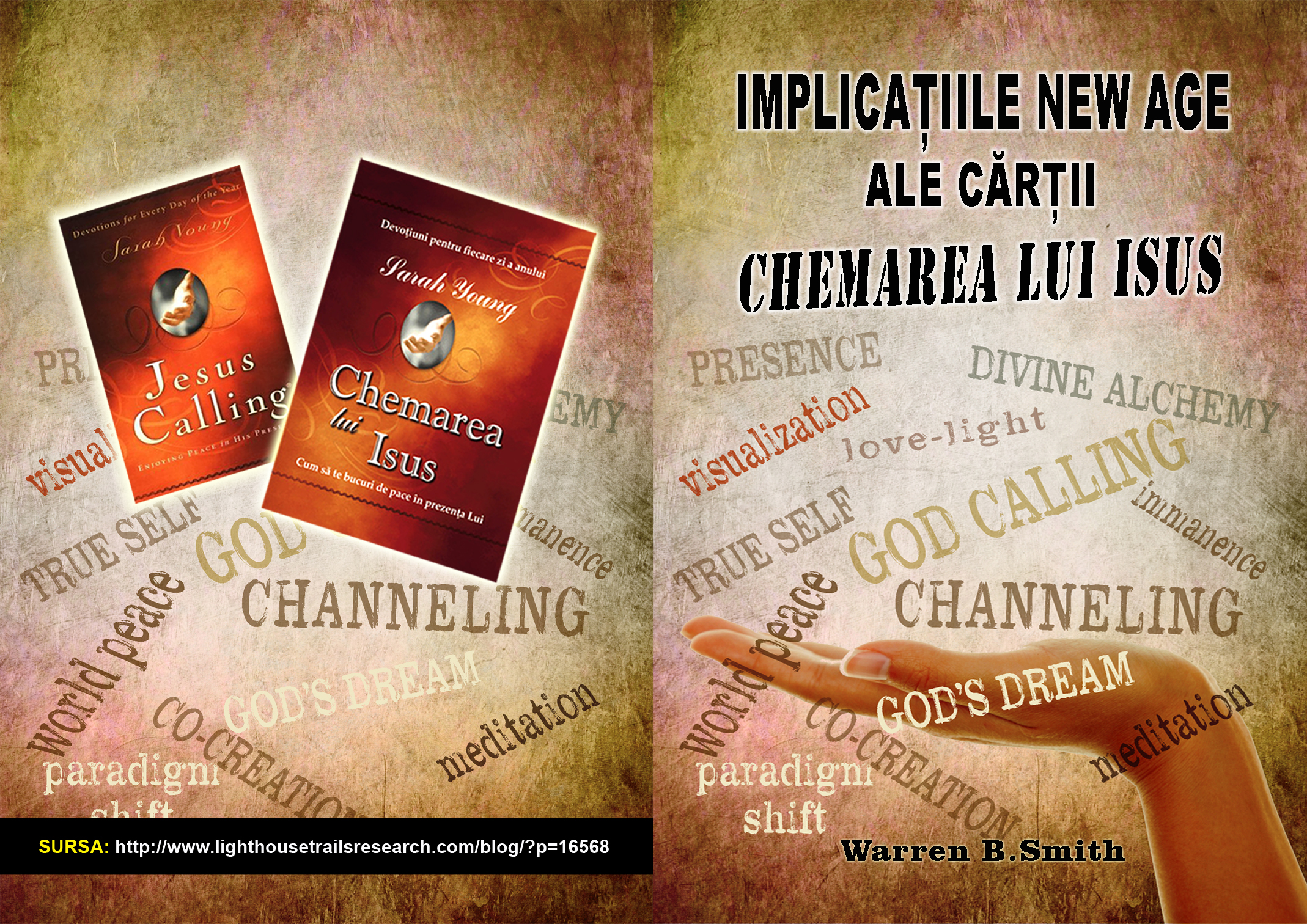 4.Implicatiile New Age ale cartii Chemarea lui Isus